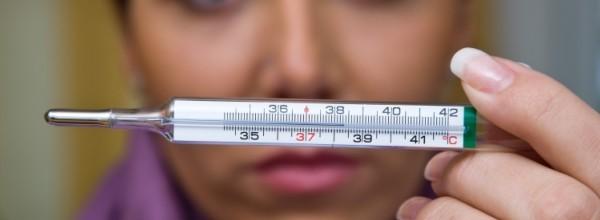 Температура 37˚ перед місячними: чому підвищується і способи її визначення